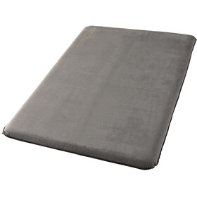 Outwell Deepsleep Double Materassini 7,5cm grigio